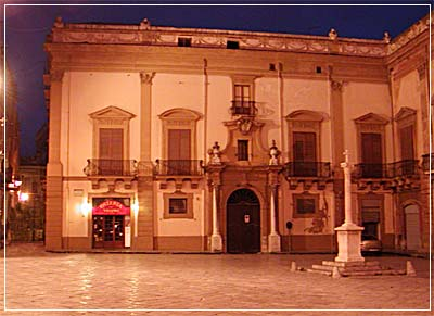 Palazzo Gangi - Palermo - Tomasi