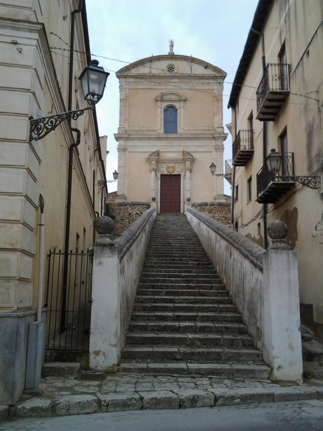 Santa Maria del Monte - Racalmuto - Sciascia