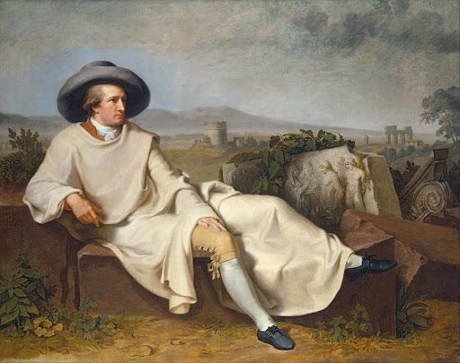 Goethe campagna romana